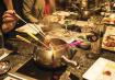 Apesar de ter bastante carne para os que gostam, o Melting Pot conta com muitas opções vegetarianas