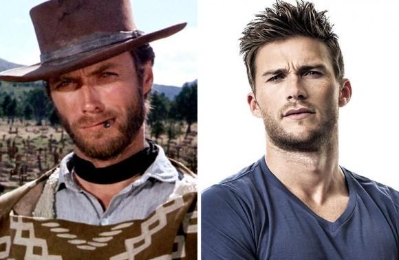 Clint Eastwood e Scott