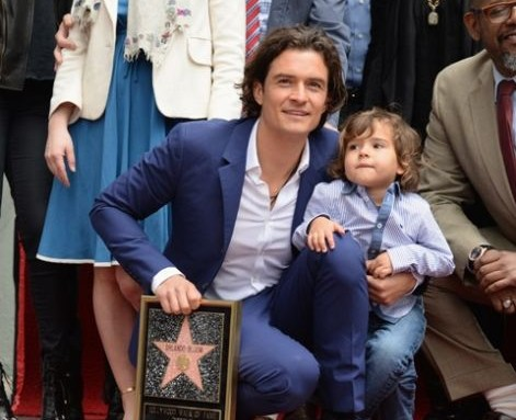 Orlando Bloom e Flynn