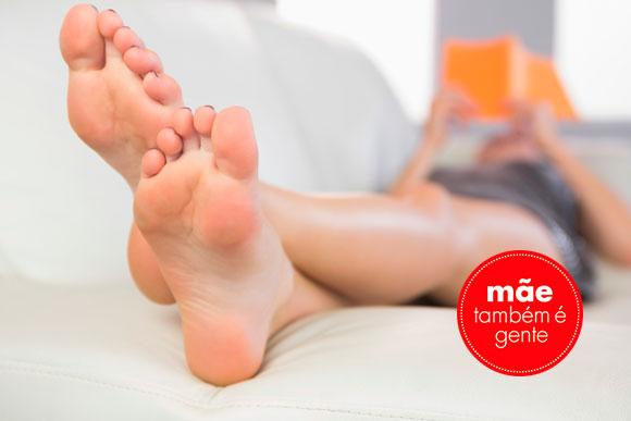 Relaxe e saiba como lidar com as culpas recorrentes da maternidade (Foto: Shutterstock)