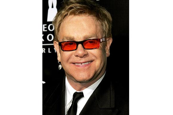 Elton John (Foto: Shutterstock)