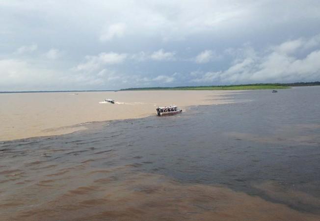 Amazônia com a família