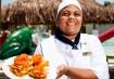 O quiosque da baiana onde você experimenta a famosa acarajé (Foto: divulgação)
