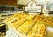 O café da manhã tem uma variedade imensa de pães (Foto: divulgação)