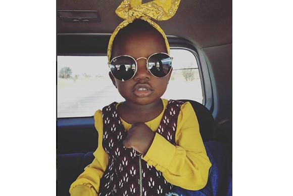 A bebê já é tão estilosa quanto os pais (Foto: Reprodução/ Instagram @baldacconi)