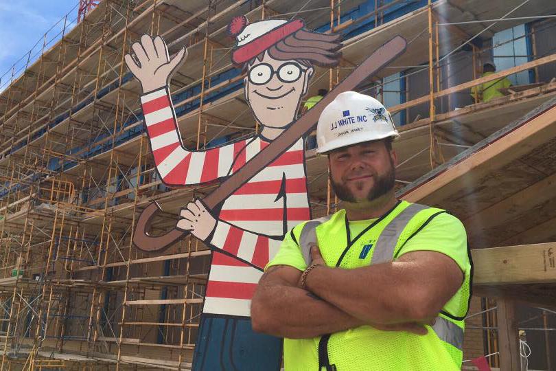 (Foto: Reprodução Facebook Where's Waldo Childrens Memorial Hospital)