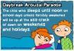 #18 O paradoxo do fim de semana: As crianças querem dormir até tarde nos dias de aula, mas resolvem levantar bem cedo nos finais de semana e feriados