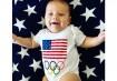 """Boomer Phelps faz gracinha com body """"olímpico"""""""