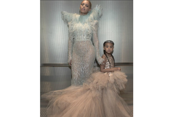 Blue Ivy e Beyoncé VMA