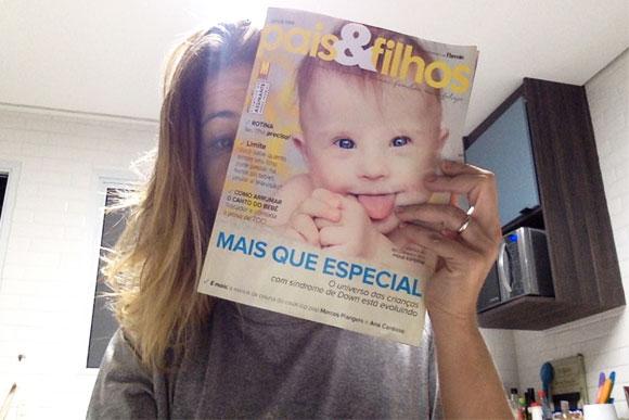 (Foto: Reprodução /Facebook Ana Castelo Branco)