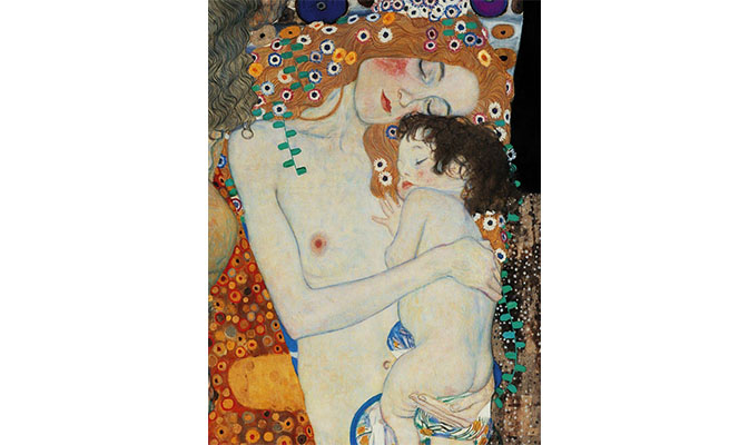 gustav-klimt-1862-1918-mother-and-child-2