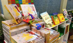 Sugestões para completar a biblioteca das crianças