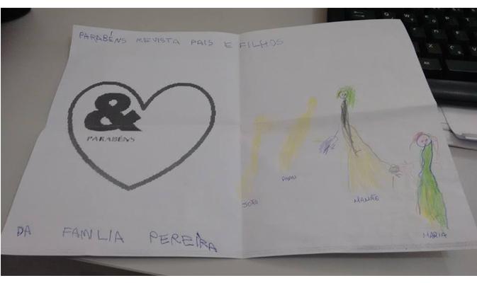 Maria Beatriz, 5 anos, filha de Priscila