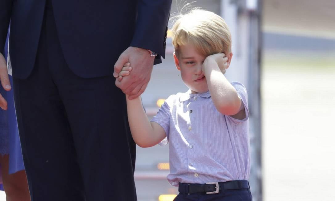 5 regras que o príncipe George precisa seguir por ser da família real britânica (Foto: iStock)