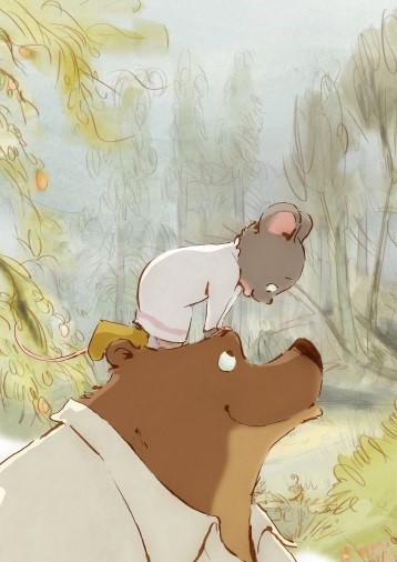 a-ratinha-e-o-urso