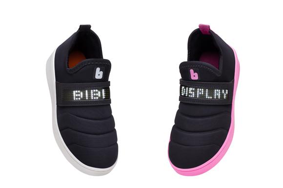 Tênis Bibi com display em led, R$349,90