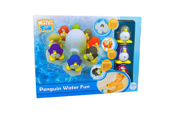 penguin-water-fun-10990