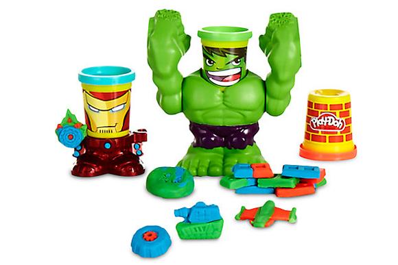 Play Doh Hulk Esmagador, R$99,90