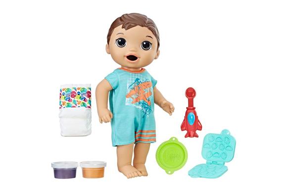 Baby Alive, Hasbro, R$249,99 - rihappy.com.br