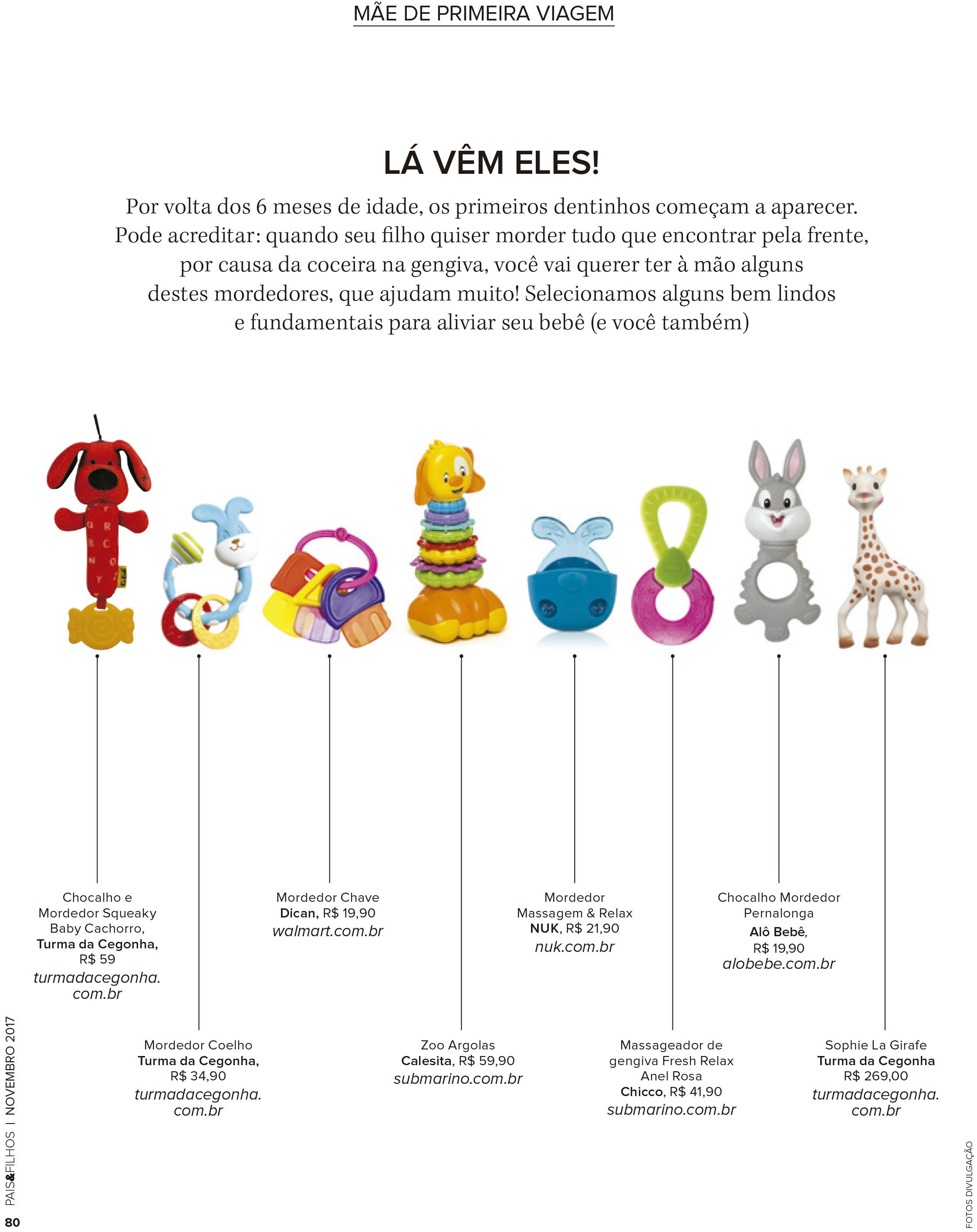 (Foto: revista Pais&Filhos)