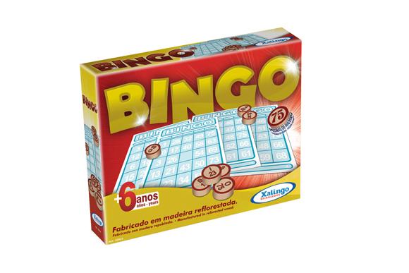 Bingo - xalingo R$32,10 submarino.com.br
