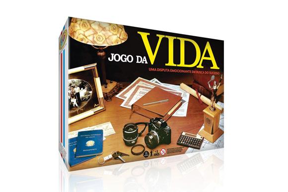 Jogo da Vida Especial 80 anos - Estrela R$104,49 submarino.com.br