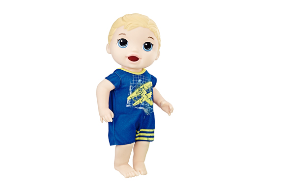 Baby Alive Meu Primeiro Filho – R$ 219,90 rihappy.com.br