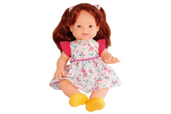 Baby Brink Boneca Sabidinha - Fala e Faz Perguntas - R$89,90 extra.com.br