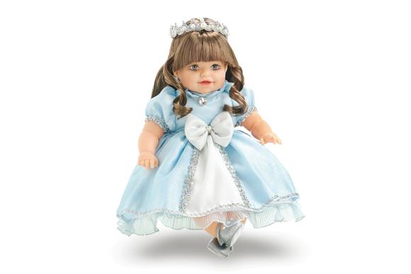 Boneca Addara Blue Princess Fala 51 Frases R$199,89 pontofrio.com.br
