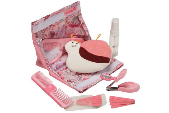 Brasbaby-Kit Higiene 18 ITENS - R$140,00