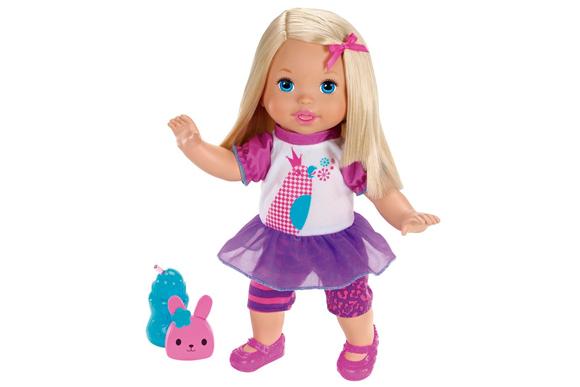 Mattel Boneca Little Mommy Fala Comigo - R$209,90 pontofrio.com.br