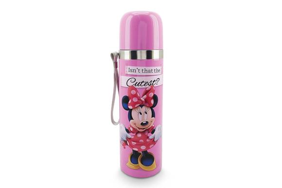 Americanas.com_Garrafa Térmica Minnie 500ml - Disney R$ 79,20