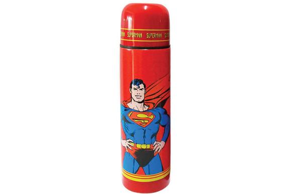 Submarino_Garrafa Térmica Dc Comics Super Homem R$ 79,90