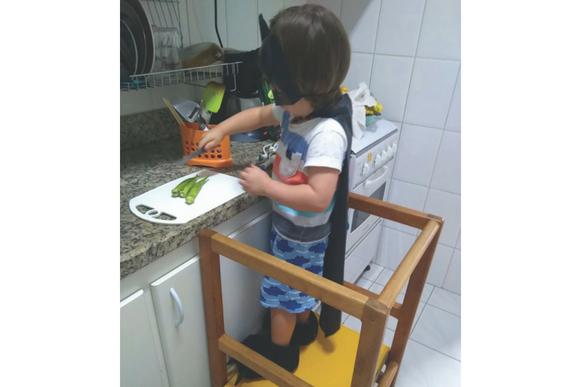 24h child cook