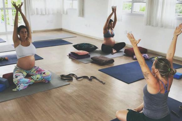 24h yoga gravida