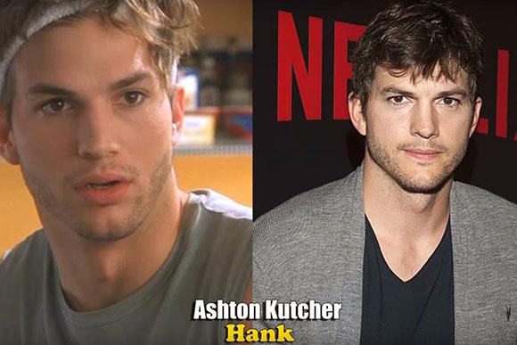 Ashton Kutcher - Hank
