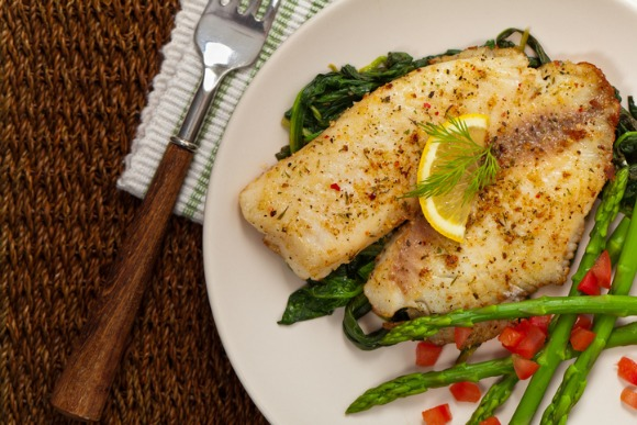 baked-fish-fillet-picture-id628420350