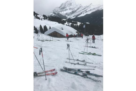 suiça esqui