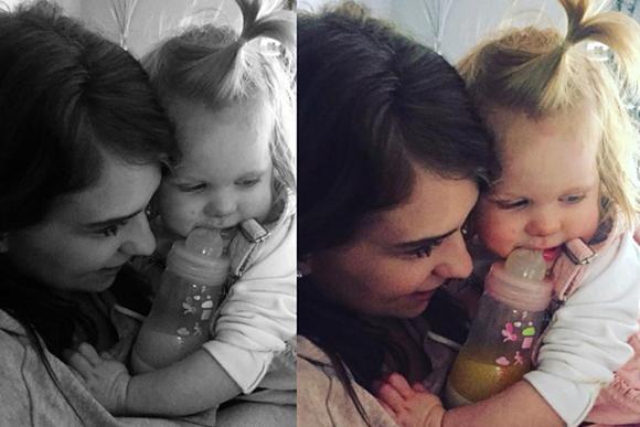 (Foto: Sophie e sua família. Reprodução / Facebook / Sophie George)