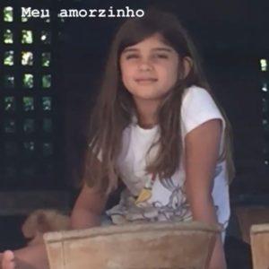 Sofia seguirá carreira dos pais? (Foto: Reprodução Instagram)