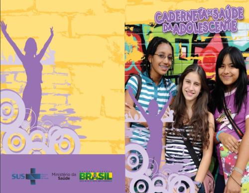 Cartilha para as crianças disponível no site (Foto:Reprodução/ Site Ministério da Saúde)