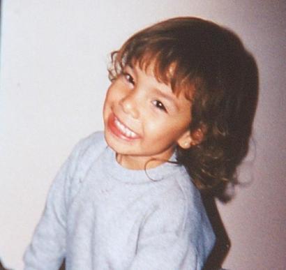 Delimar foi raptada com apenas 10 dias de vida (Foto: Reprodução/BebêMamãe)