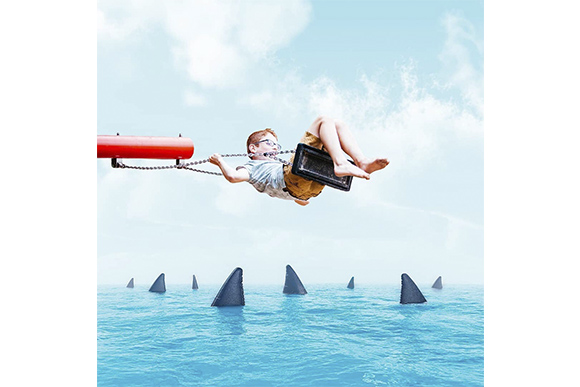 Mãe de cinco fala sobre correr riscos (Foto: Reprodução/ Facebook @lambrechtsofie)