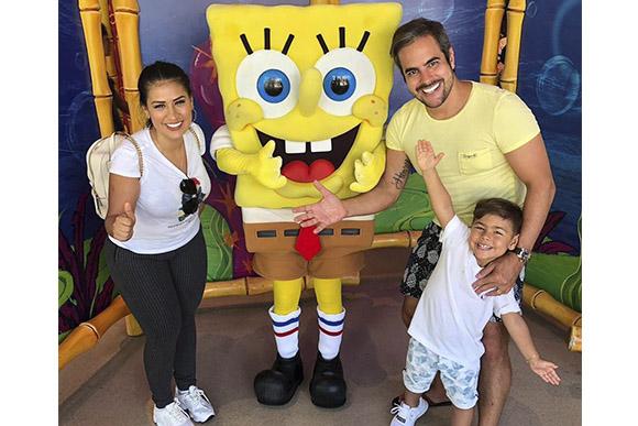 Simone passa férias em Miami com a família (Foto: Reprodução/ Instagram @simones)