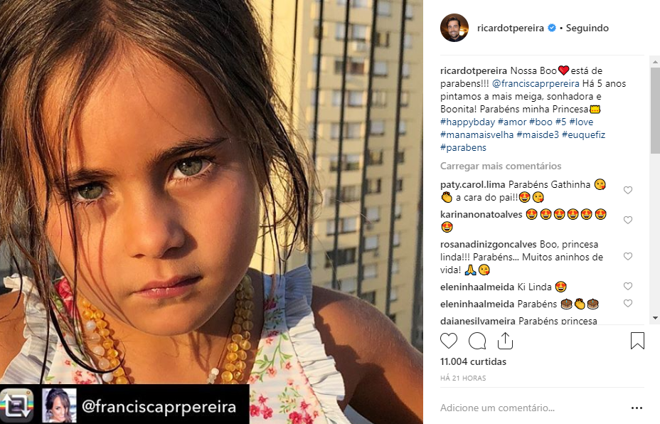 (Foto: Reprodução Instagram @ricardotpereira)