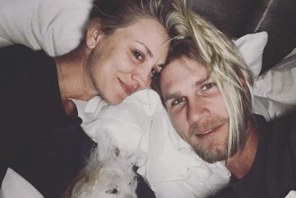 O casal está junto há pouco tempo mas já moram juntos com animais de estimação.(Foto: Reprodução Instagram @normancook)