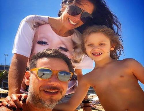 Adriane deseja aumentar a família após fim da novela (Foto: Reprodução/ Instagram @galisteuoficial)