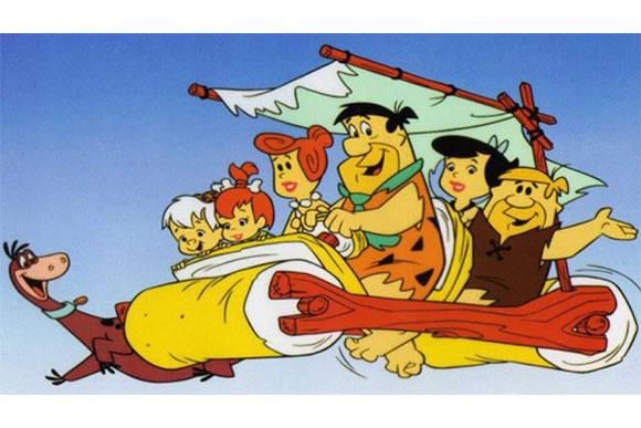 Os Flintstones (Foto: Reprodução)