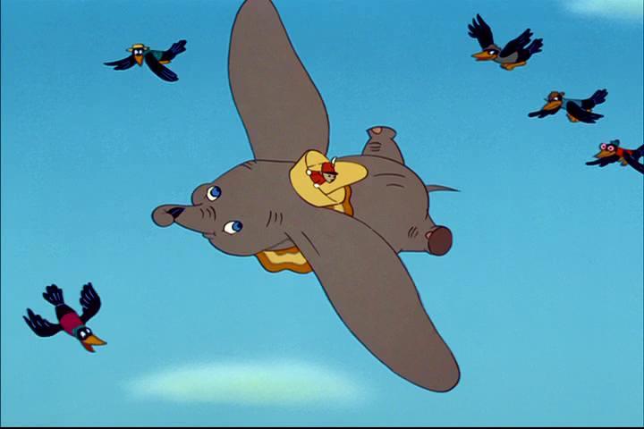 Cena Dumbo (Foto/Reproduçã