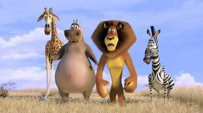 Cena Madagascar (Foto/Reprodução)
